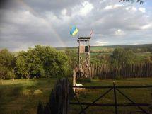 Гайдамацька Січ, зелена садиба Вознюка - фото 1