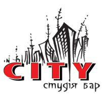 Логотип CITY, студия-бар г. Винница