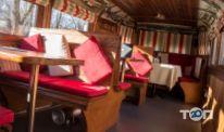 Трамвай  №16, ретро-кафе в вагонах - фото 1