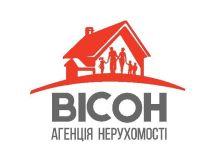 Логотип Висон, агенство недвижимости г. Тернополь