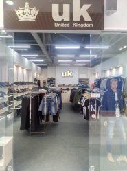 UK, магазин мужской одежды - фото 1