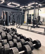 Next Fitness Hall, спортивный центр - фото 1