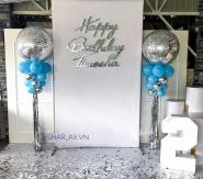 Shar AX, оформление праздника - фото 1