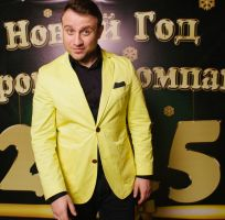 Дмитрий Слипаченко, ведущий - фото 1