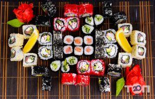 Суши-Панда, доставка суши - фото 1