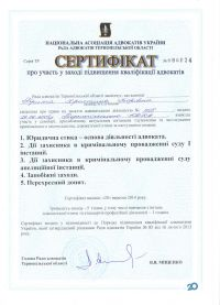 Адвокат Брикса Христина - фото 2