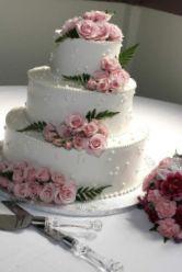 American Wedding Desing, торты в американском стиле - фото 1