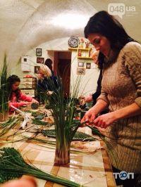 Artishok, цветочная кухня Артишок, курсы флористики и ландшафтного дизайна - фото 95