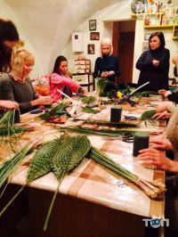 Artishok, цветочная кухня Артишок, курсы флористики и ландшафтного дизайна - фото 98
