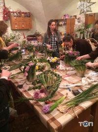 Artishok, цветочная кухня Артишок, курсы флористики и ландшафтного дизайна - фото 99