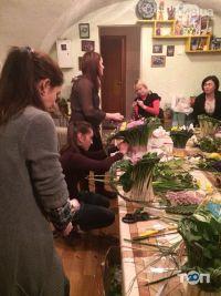 Artishok, цветочная кухня Артишок, курсы флористики и ландшафтного дизайна - фото 102