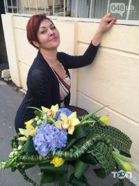 Artishok, цветочная кухня Артишок, курсы флористики и ландшафтного дизайна - фото 103