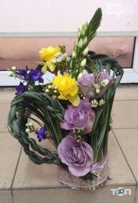 Artishok, цветочная кухня Артишок, курсы флористики и ландшафтного дизайна - фото 104