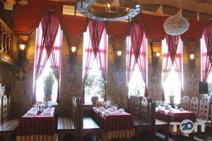 Айвенго, готель, ресторан. Тенисные корты, сауна - фото 4