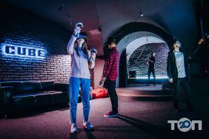 Cube, клуб виртуальной реальности - фото 9