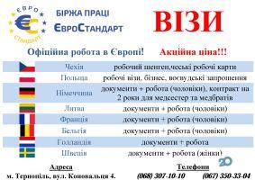 ЕвроСтандарт, биржа труда - фото 1