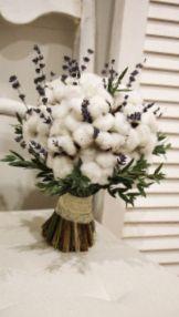 Фолиесгрин, оформление цветами - фото 2