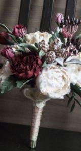 Фолиесгрин, оформление цветами - фото 3