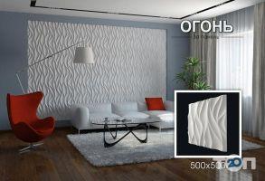 Гипсовые 3d панели New Walls - фото 2