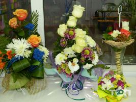 Green flora, склад-магазин цветов - фото 16
