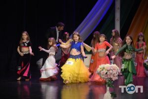 Орхидея, обучение искусству восточного танца - фото 3