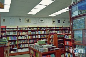 Книгарня Є, сеть книжных магазинов - фото 4