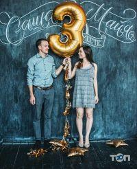 Лелик и Болик, оформление воздушными шарами - фото 4