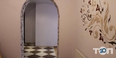 Лилия, роспись стен - фото 1