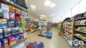 Магик, сеть магазинов канцтоваров - фото 2