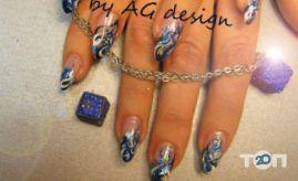 Наращивание ногтей Грушко Антонина - фото 2