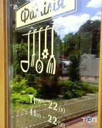 Фамилия, ресторан - график работы