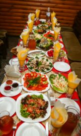 Колобок, ресторан украинской кухни - фото 4