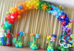 ШарМ, оформление воздушными шарами - фото 4