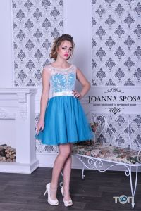 Joanna Sposa, салон свадебной и вечерней моды - фото 75
