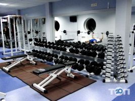 Бульдозер, спортивно-оздоровительный комплекс - фото 1