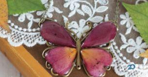 Stavravia, гармоничные украшения из растений - фото 2
