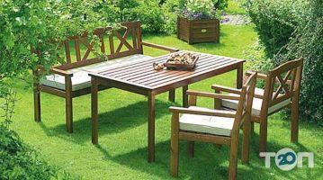 Стол и стул, сеть мебельных магазинов - фото 1