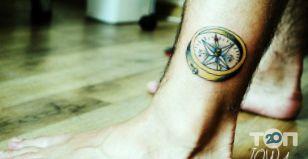 Татуировка в городе Южной реки, тату-салон - фото 2