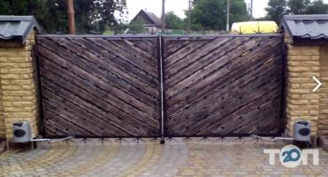 Технопласт Полесье, изготовление ворот - фото 7