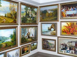 Тернопольская частная Арт Галерея - фото 1