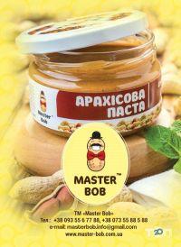 Master Bob, натуральные пасты из орехов и семян - фото 1