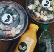 Трава, ресторан здоровой пищи - фото 2