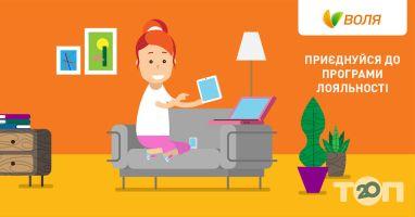 Воля, провайдер, телевидение, интернет - фото 1