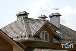 Захід-дах, кровельные материалы - фото 2