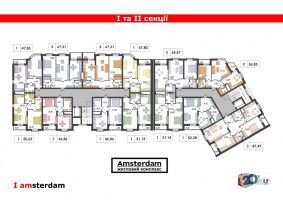 Amsterdam, жилой комплекс - фото 9